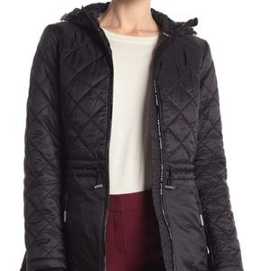 Michael Kors Quilted Anorak